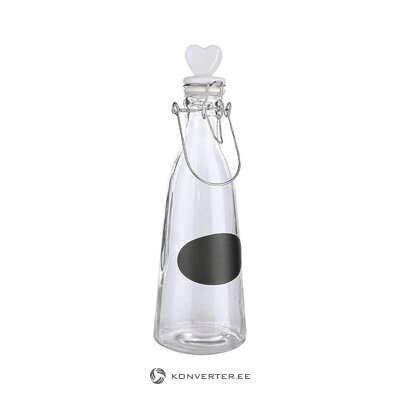 Water bottle with cap (bizzotto) (hall sample, whole)