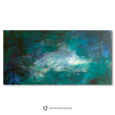 Seinämaalaus (3 taidetta) (kokonainen, laatikossa)