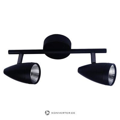 Black led ceiling lamp (light prestige)