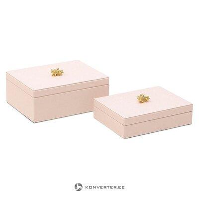 Storage boxes (inart)