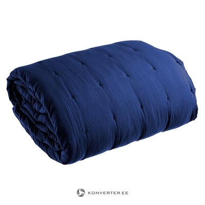 Blue quilted quilt (ixia)