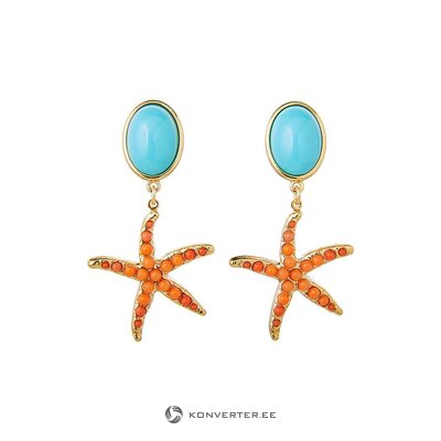 Earrings starfish (justwin)