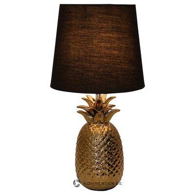 Stalo lempa ananasai (veidas) (sveiki, dėžutėje)