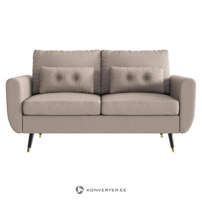 Small beige sofa (daniel hechter home)