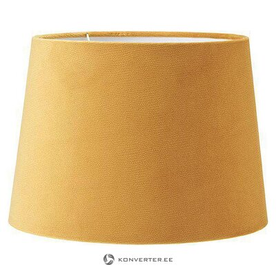 Orange lampshade (pr home)