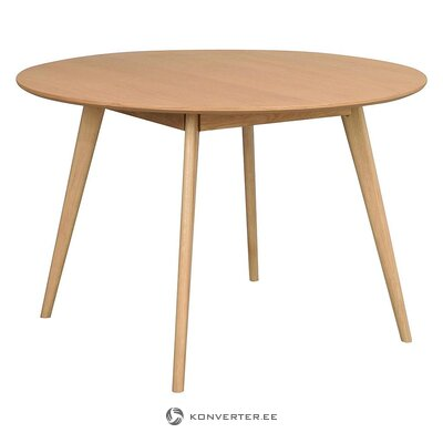 Round dining table yumi (rowico)