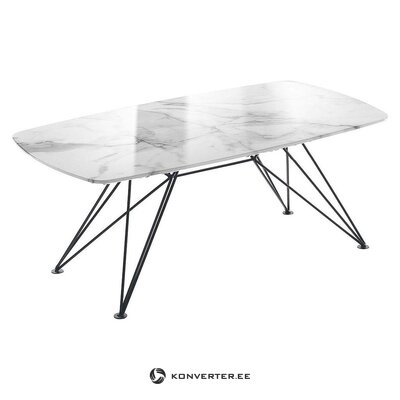 Marble dining table (tomasucci)