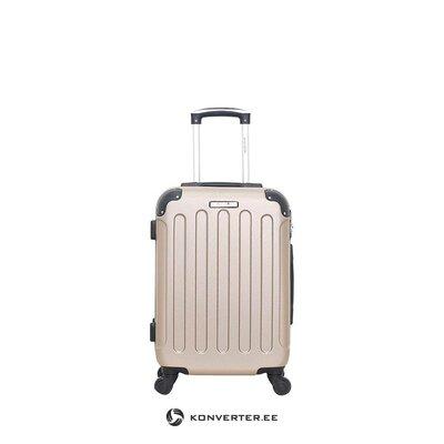 Beige suitcase (bluestar)