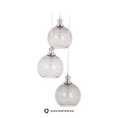 Glass pendant light (bottom light)