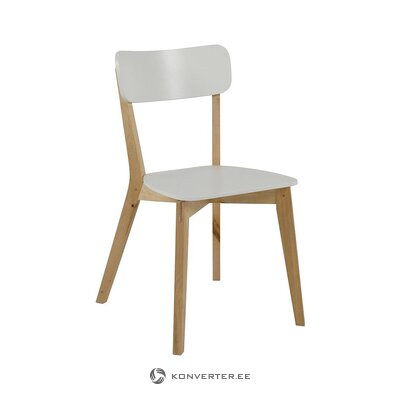 White-brown chair (actona)