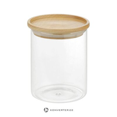 Storage jar set 2-part (cocina) (whole, in a box)