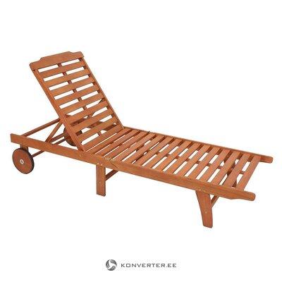 Кресло из массива дерева (вред) (целое, в коробке)