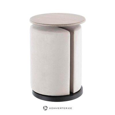 Design-sohvapöytä (alexandra house) (laatikko, koko)