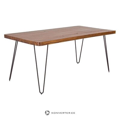 Solid wood dining table (bizotto)