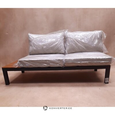 Garden sofa part (bizzotto) (plan, box)