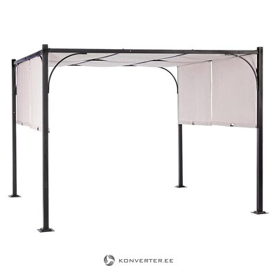 Hall garden tent (box, plan)
