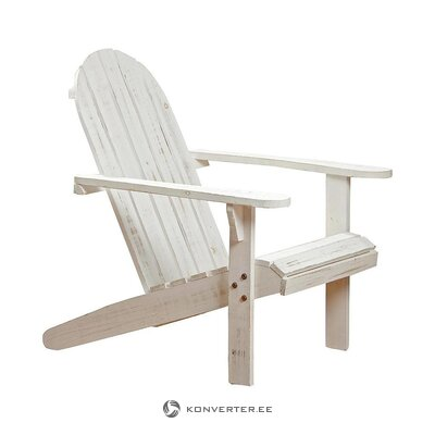 Solid wood design garden chair (boltze) (whole, in box)