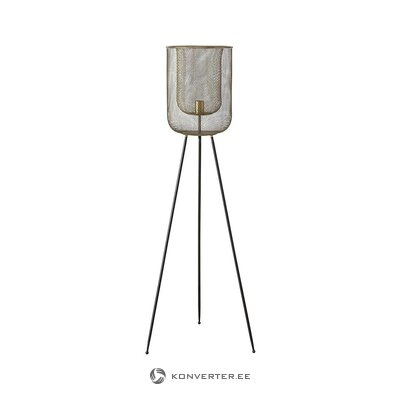Black-gold design floor lamp (boltze) (whole, in a box)