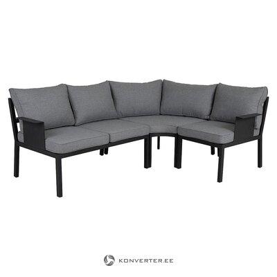 Dārza stūra dīvāns (brafab)
