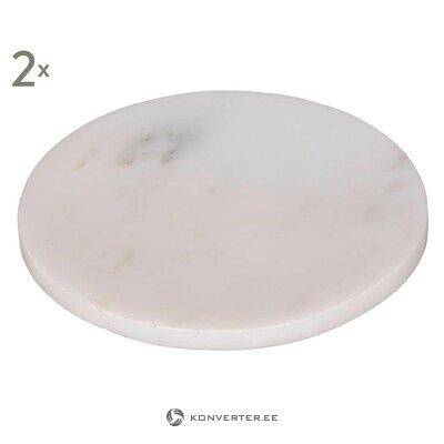 Marmori koristelevyt (2kpl) (Kööpenhamina) (kokonainen, laatikossa)