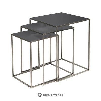 3-vietīgs dīvāna galda komplekts (Kopenhāgena) (vesels, kastē)