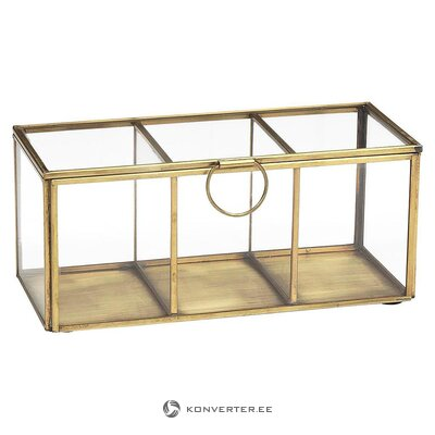 Säilytyslaatikko (Broste Copenhagen) (koko, laatikossa)