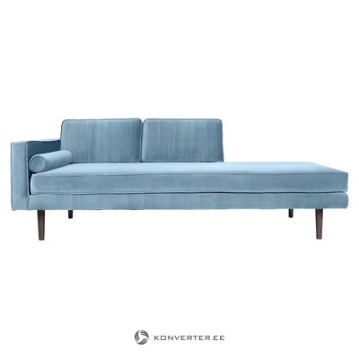 Mazs gaiši zils dīvāns (Broste Copenhagen) (vesels, kastē)