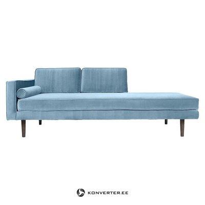 """Maža šviesiai mėlyna sofa (""""Broste Copenhagen"""") (sveika, mėginys)"""