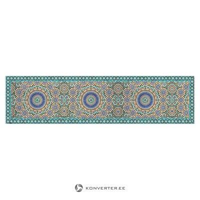 Цветной узкий ковер (myspot) (целиком, в коробке)