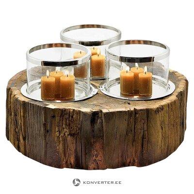 Kynttilälyhtyjen jalusta (edzard) (koko, laatikossa)