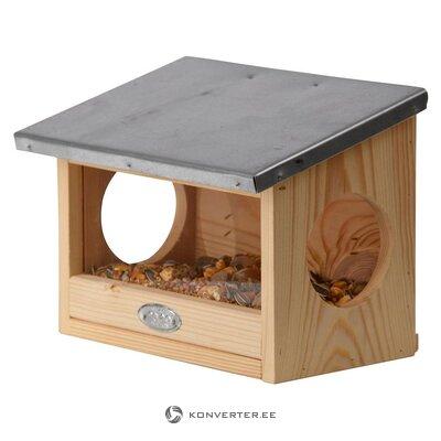 Squirrel house (esschert design) (with beauty defect, hall sample)