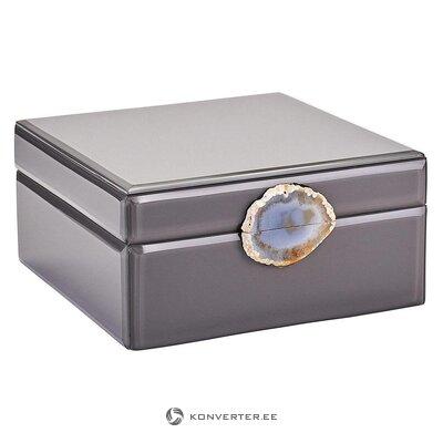 Papuošalų dėžutė (dovanų kompanija) (salės pavyzdys, su grožio klaida)