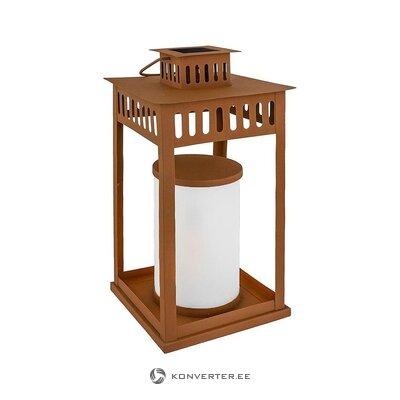 Led dekoratīvs āra gaismeklis (globo apgaismojums) (vesels, kastē)