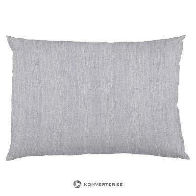 Gray pillow (globaltex home) (in box, whole)