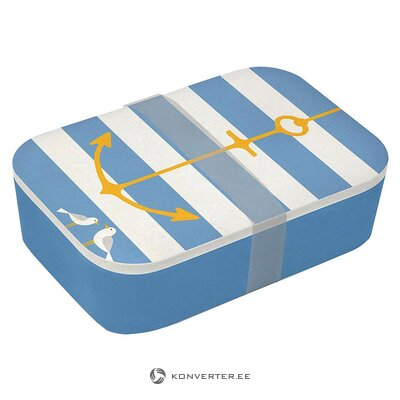 Lunch box (ppd design) (whole, hall sample)