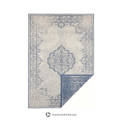 Patterned indoor and outdoor rug (hanse home) (whole, in a box)