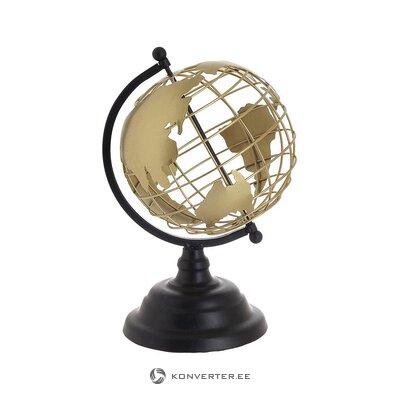 Decorative globe (inart) (whole, in box)