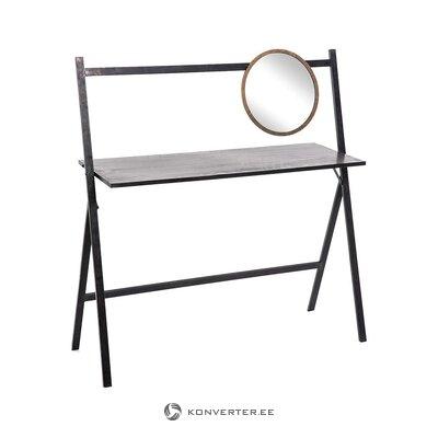 Konsoles galds ar spoguli (gajisa) (kastē, vesels)