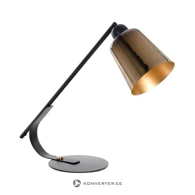 Metal table lamp (kave home) (in box, whole)