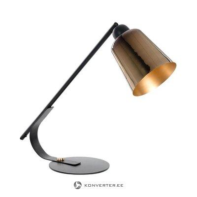 Настольная лампа металлическая (kave home) (в коробке, целиком)