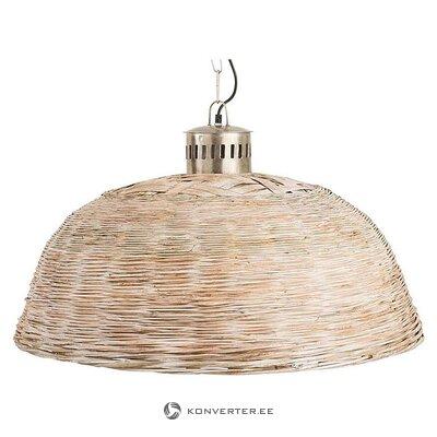 Потолочный светильник (джолипа) (цела, образец)