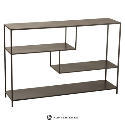 Metal shelf liv (jolipa) (intact, sample)