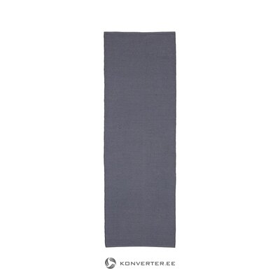 Dark gray carpet (ellos) (in box, whole)