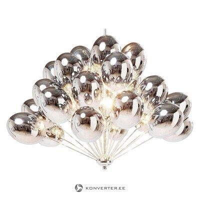 Hõbedane Disain Rippvalgusti Silver Balloons (Kare Design)