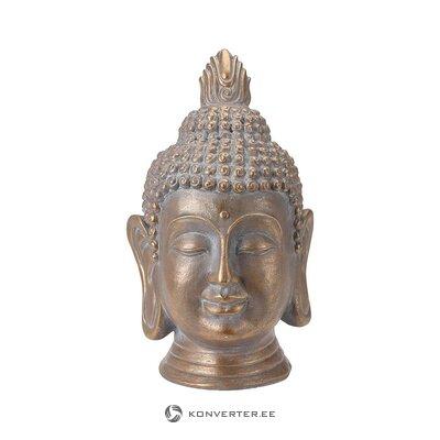 Buddhan pää (kokonainen, laatikossa)