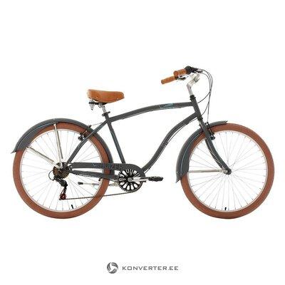 Must-Pruun Jalgratas (Kc Cycling)