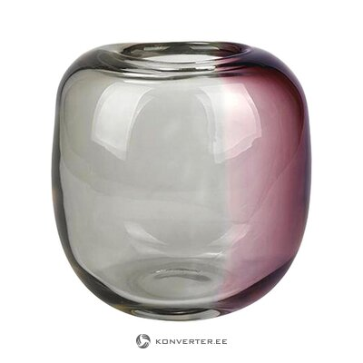 Glass flower vase (lambert) (whole, sample)