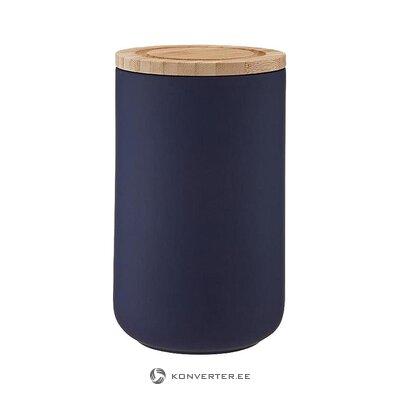 Storage jar (ladelle) (whole, in box)