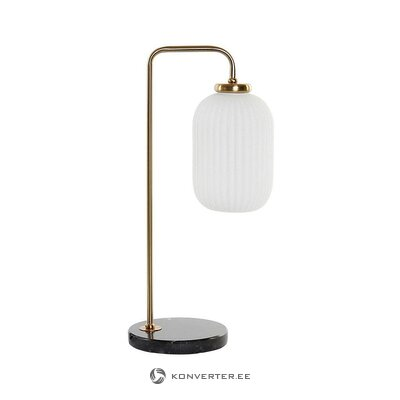 Design table lamp (detall item)