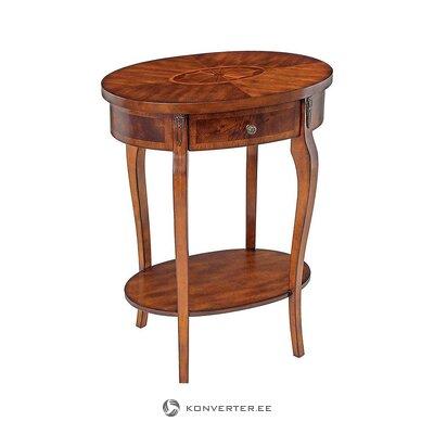 Dizaina kafijas galdiņš (Mindy Brownes) (vesels, kastē)